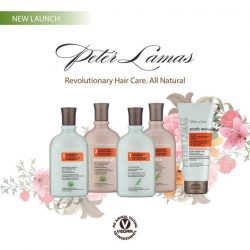 [Watsons Singapore] At Peter Lamas, we believe in harnessing the purity and potency of Mother Nature's best to nourish and rejuvenate