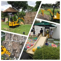 [DIGGERSITE] SITE MOBILIZATION ACTIVITIES FOR KIDS AT DIGGERSITE ORTO!