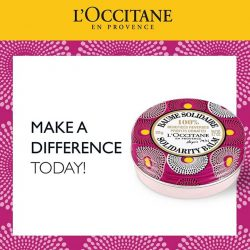[L'Occitane] Happy International Women's Day!