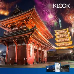 [UOB ATM] Only the most epic travel deals from Klook.