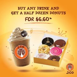 [J.Co Donuts & Coffee] Its Wednesday again!