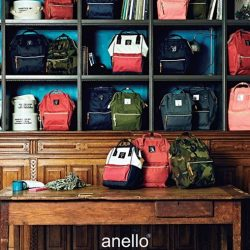 [BHG Singapore] anello® is established in 2005, by Carrot Co.