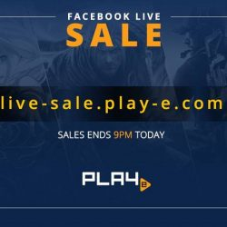 [PLAYe] Missed the live sale?