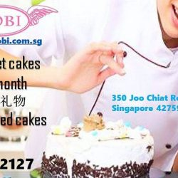 [Gobi Desserts] Customized cakes.