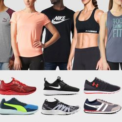 [DOT Singapore] Carrying on the March Festivities - From now till 9 April 2017, enjoy the following promotions at DOT:- 40% off Nike
