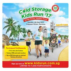 [Cold Storage] Enjoy a fun-filled exuberant run at Palawan Green and spend a meaningful day bonding as a family Going Places