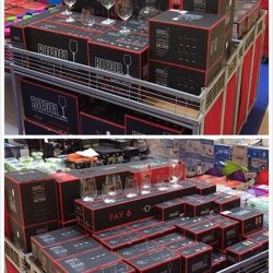 [Riedel] Robinsons pop-up store at Great World City atrium from now till 29 March.