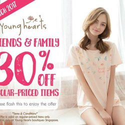[Young Hearts] LAST DAY Promotion!