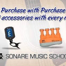 [Sonare Music School] So many deals to kickstart your music education, there's no excuse not to start now!