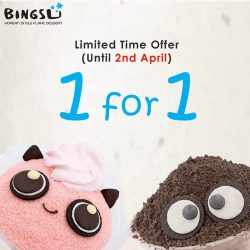 [Bingsu] Limited Time Offer!
