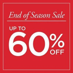 [T. M. Lewin] Our End of Season Sale is ending by 31 Mar, drop by our store if you haven't!