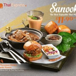 [ThaiExpress Singapore] It's Thursday and this calls for an early celebratory meal to reward ourselves for almost a week of hard