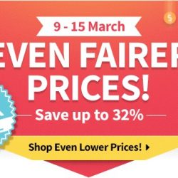 Redmart: Save Up to 32% with One Week Special Price Drop!