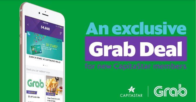 shop earn and redeem more rides with the capitastar app today simply sign up below to begin registration and receive an exclusive 10 grabtaxi promo code