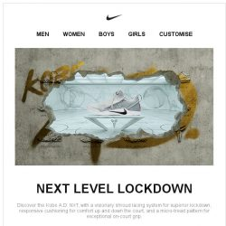 [Nike] Discover the Kobe A.D. NXT