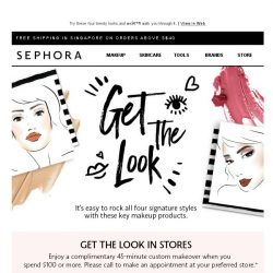 [Sephora] What's your makeup personality?