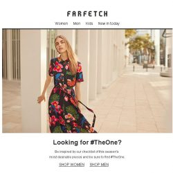 [Farfetch] Trending | The pieces you need right now