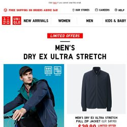 [UNIQLO Singapore] Keeping you comfy inside and out