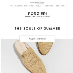 [Forzieri] Naturally Yours - The Souls of Summer
