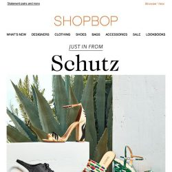 [Shopbop] Hey, cute shoes!