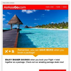 [AirAsiaGo] Planning a trip to Denpasar? Let us help you.