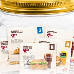 Burger King: Save up to $4.95 with e-Coupons!