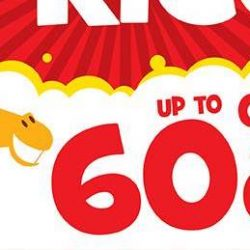 "Toys ""R"" Us Singapore: MAYDAY Warehouse Sale with Up to 60% OFF Toys from Lego, Hasbro, Mattel & More!"