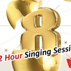 Karaoke Manekineko: Enjoy 2-Hour Singing Session at only $8 Nett!