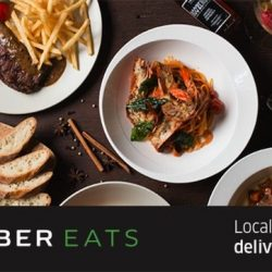 UberEATS: Exclusive Coupon Code for BargainQueen Readers - Get 20% OFF Your First 2 Orders!