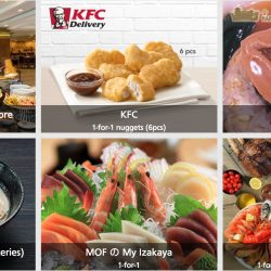 DBS/POSB Cards: 1-for-1 Dining Deals at Your Favourite Restaurants this April!