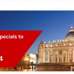 Swiss Airlines: Economy Specials to Europe from S$844!
