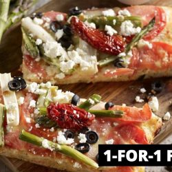 Marché Mövenpick Suntec: 1-for-1 Focaccia Every Tuesday After 5pm