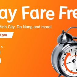 Jetstar: Friday Fare Frenzy with All-in Sale Fares from $43 to Jakarta, Ho Chi Minh City, Da Nang & More!