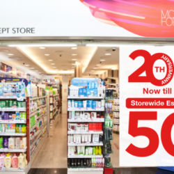 myCK: 20th Anniversary Special Sale with Up to 50% OFF Storewide Essential Products