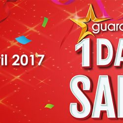 Guardian: 1 Day Sale is Back with Up to 80% OFF & More than 800 Star Deals!