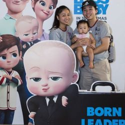 [StarHub] Cheers to all the families who joined us for the screening of THE BOSS BABY.