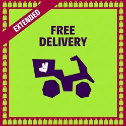 [Cedele] Another reason to eat healthily is when FREE DELIVERY with Deliveroo is extended until 9 April!