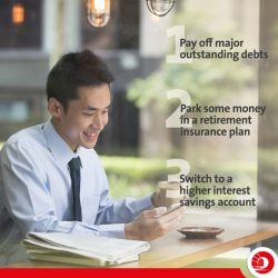[OCBC ATM] Getting a raise is exciting.