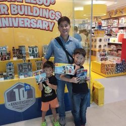 [Bricks World (LEGO Exclusive)] The final day of our opening promotions.