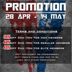 [Simply Toys] TRANSFORMERS PROMOTION (28 Apr - 14 May) - 35% off 2nd item for Non-Members - 40% off 2nd item for Regular Members -