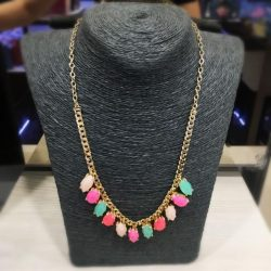 [Luxury City] Fast Deal-brand New Kate Spade Necklace - S$98Was $195, fast deal now $98For the real item, pls