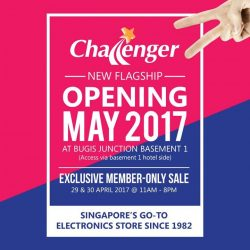 [CHALLENGER MINI] After much anticipation, we will be opening our Flagship store really soon!