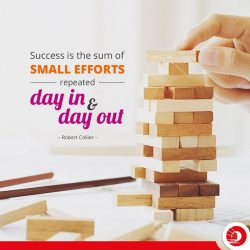 [OCBC ATM] American self-help author Robert Collier reminds us that no single person ever became successful overnight.