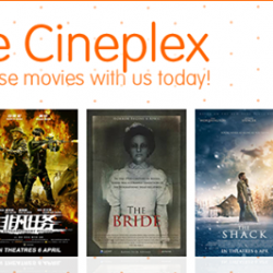 [Filmgarde Cineplex] Which of these movies will you be watching?