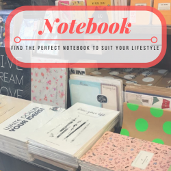 [Artbox Singapore] Find the perfect notebook 😍!