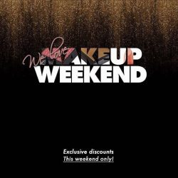 [MAKE UP STORE] We LOVE Makeup Weekend!