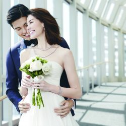 [SK Jewellery] Make your dream wedding come true at Fairmont Singapore Bridal Fair, and enjoy exclusive discounts for your bridal jewellery purchases!