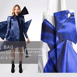 [PAULINE.NING] Visit us at Artbox Singapore, with every purchase at any amount, score yourself a tote bag!