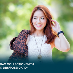 [Lazada Singapore] Get $5 off Taobao Collection on Lazada with your DBS/POSB Card, and enjoy free delivery with a min.