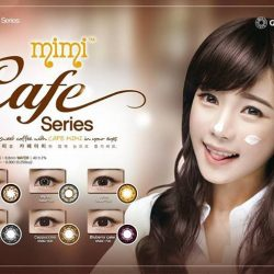 [Sin Chew Optics & Contact Lens Centre] GEOLICA Cafe Mimi Circle Lens, the best selling circle lens in South Korea, are now available @ Sin Chew Optics, Authorised
